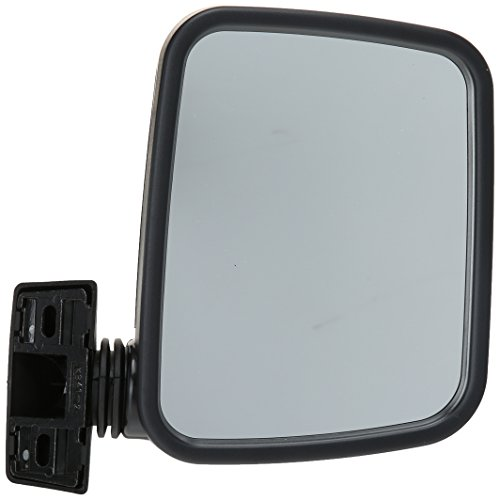 Rodeo Manual Mirror - CIPA 19490 Isuzu Pickup/Rodeo Manual Replacement Driver Side Mirror