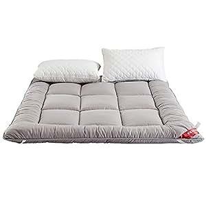 Amazon.com: Colchón de dormir, grueso, plegable ...