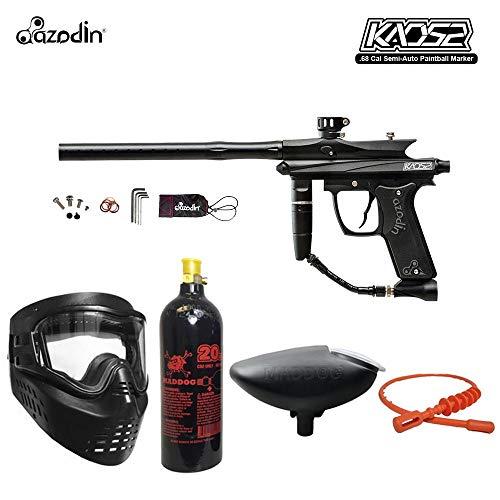 MAddog Azodin KAOS 2 Bronze Paintball Gun Package - ()