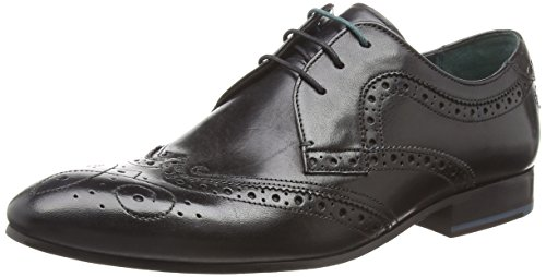 Black Stringate Brogue Basse Ted Baker Scarpe Vineey Uomo Black qg0tFO6