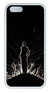 Cool game characters back TPU White spec iphone 5S cases for Apple iPhone 5/5S