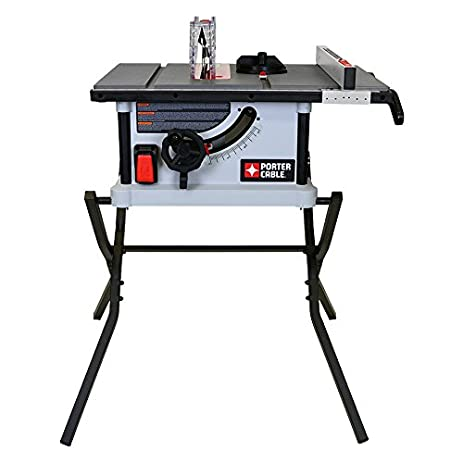 Porter cable 15 amp 10 in carbide tipped table saw with stand porter cable 15 amp 10 in carbide tipped table saw with stand amazon keyboard keysfo Image collections