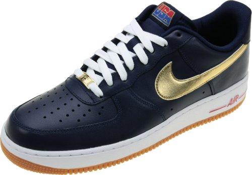 Nike Heren Air Zoom Weerstand Tennisschoenen Mid Marine