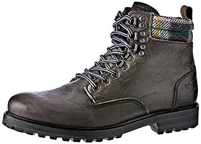 Wild Rhino Men's THREDBO Boots, Black (Black), 40 EU