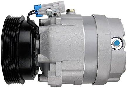 1x Compresor de aire acondicionado OPEL COMBO 1.4 1994-01; OPEL CORSA B 1.4 i, 1.4 Si, 1.4 16V 1.6 16V, 1.6 GSI 16V 1993-00 + FURGON + FAMILIAR; ...