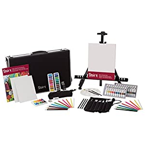 Darice 101 Piece Art and Easel Set from Studio 71