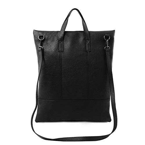 Tuscany Leather Tl141680 One Women's Black Bag Size Shoulder rrqRFw