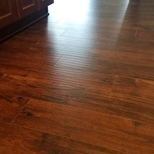 Turtle Bay Floors Crafted Maple Floating Laminate Flooring 12mm Unilin AC4 Syncronized Embossed 4-Colors (Sample, Glenview)