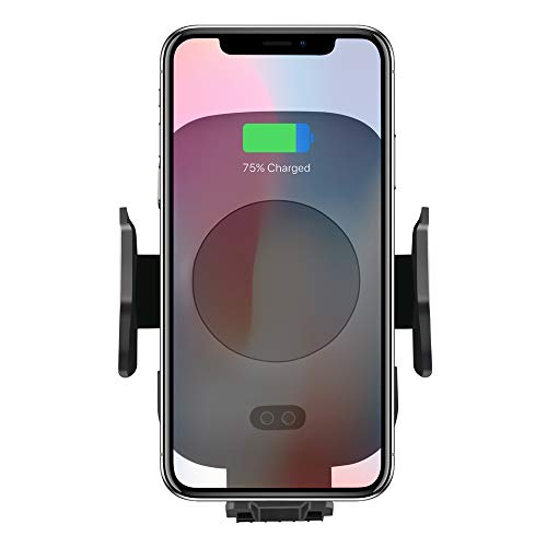 Fast Wireless Charger Car Cradles Mounts iPhone Automatic Sensing Qi-Certified 10W 7.5W C9 Compatible with iPhone Xs Xr Xs Max Phone 8 x Note9 Note8 S9 and More Soarking from Soarking