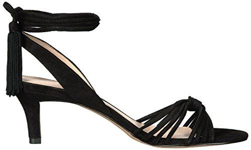 Pelle Moda Women's benni-Su Heeled Sandal Black pgA0Wm6