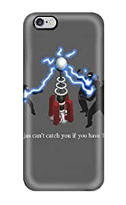Andre-case Tpu case cover For Iphone 5 5s Strong Protect case cover - vNsn6yej6C5 Ninja And Tesla Humor Abstract Humor Design