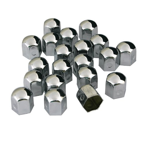 (Pilot LA_02238 Wheel Nut Chrome for Nuts with 17 mm)