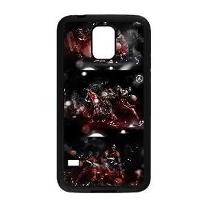 Samsung Galaxy S5 phone case Black Miami Heat AAPU8999720