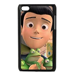 iPod Touch 4 Case Black Disney Meet the Robinsons Character Wilbur Robinson 004 HY2461628