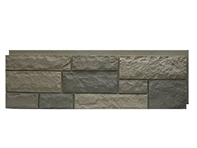 NextStone Random Rock Indoor/Outdoor Siding Panel