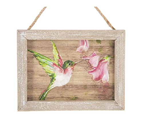 Ganz Hummingbird Hanging Wall Plaques