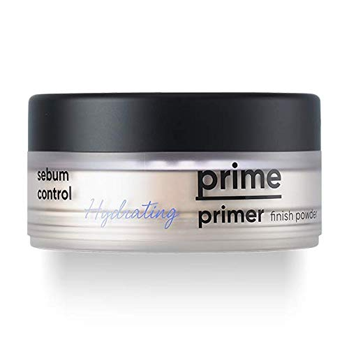 Banila Co PRIME PRIMER HYDRATING FINISH POWDER, Translucent shade For All Skin Types, Moisture Boosting, 12g