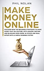 Are you stuck in the Rat Race? Do you want to create an Online Business and live your Best Life? Then this Book is for You!       Thanks to the incredible strategies presented in this book, you will learn the best and most powerful bus...