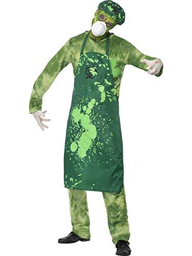 [Smiffys Men's Biohazard Costume] (Biohazard Costumes)