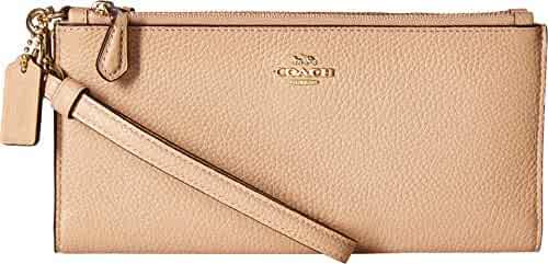 a5afde798 Shopping Beige - Coach - Wallets - Wallets, Card Cases & Money ...