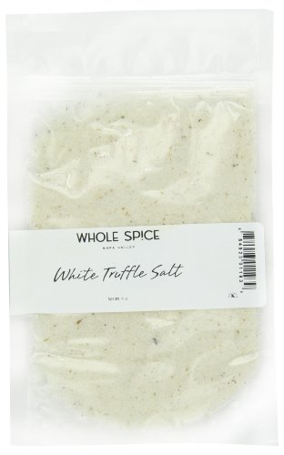 UPC 840284121226, Whole Spice Sea Salt White Truffle, 4 Ounce