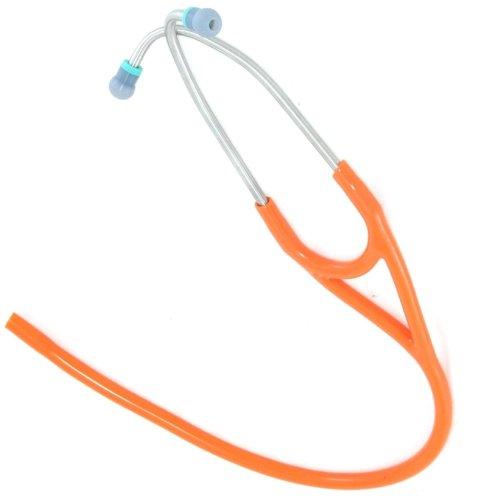 UPC 025706950657, Replacement Tube (dual lumen binaurals) by MohnMed fits Littmann (r) Master Cardiology (tm) Stethoscopes T72 ORANGE