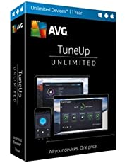 AVG TuneUp Unlimited Devices 1Yr BIL