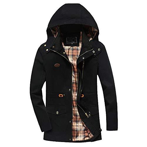 oasis long sleeve half zip hood - 5