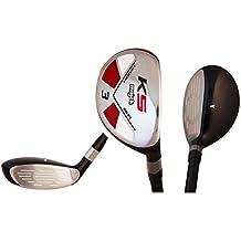 "Majek Golf Petite Senior Lady #3 Hybrid Lady Flex Right Handed New Rescue Utility ""L"" Flex Club (Petite - 5' to 5'3"")"