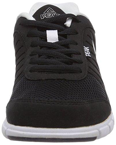 Strides White Black Noir Peak Mixte Unisex Adulte Sneaker Black White Sport Europe Basses qIgwgAaxE