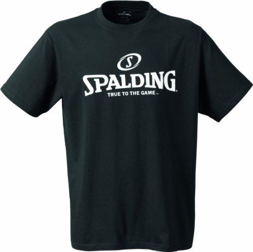 shirt Spalding T Noir De Basket rtdhQs