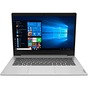 Lenovo – IdeaPad 1 14″ Laptop – AMD A6-Series – 4GB Memory – AMD Radeon R4 – 64GB eMMC Flash Memory – Platinum Gray – 81VS009GUS