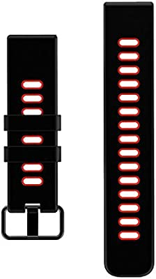 Willful Reloj Inteligente Reemplace la Correa por SW018/GV68 (Rojo ...