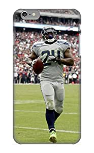 Venuslove Case Cover For Iphone 6 Plus - Retailer Packaging Seattle Seahawks Nfl Football 45 Protective Case