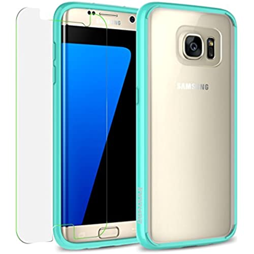 Samsung Galaxy S7 Edge / G935 Case, INNOVAA Luminous Crystal Clear Series Bumper Case (Not Compatible with Samsung Sales