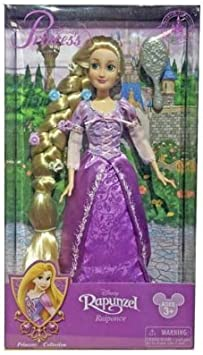 Disney Tangled Princess Longest Hair Ever Rapunzel Doll With Brush And Hair Accessories Amazon Co Uk Toys Games