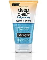 Neutrogena Deep Clean Invigorating Foaming Scrub, 125ml