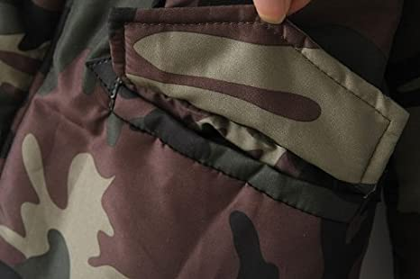 mantel camo camouflage damen damen jacke Hopegarden 5RqA3L4j