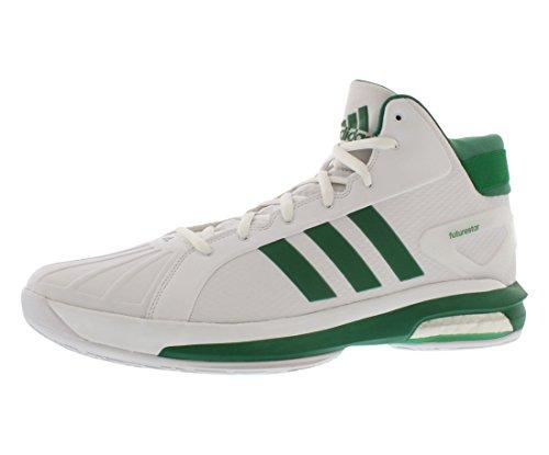 Adidas Sm Futurestar Boost Basketbal Heren Schoenen Maat Wit / Groen