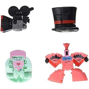 Amazon.com: Transformers Botbots Toys Bakery Bytes Mystery 5 ...