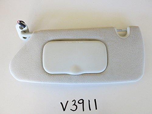 05-06-07-08-pacifica-left-driver-side-interior-sun-visor-sunvisor-stone-v3911