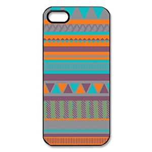 Aztec Pattern logo Design for iPhone 5/5s hard back shell