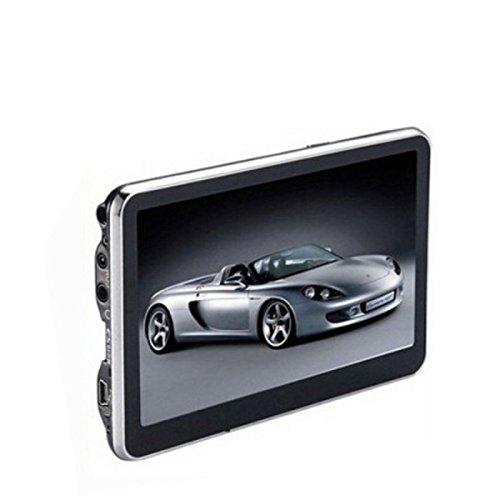 FLY HD Navigateur GPS Portable 5 Pouces Intégré 4G + FM + 128 Cache
