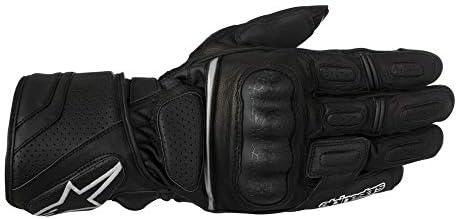 Alpinestars SP-Z Drystar Mens Street Motorcycle Gloves Black//Small
