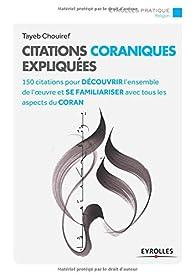 Citations coraniques expliquées par Tayeb Chouiref