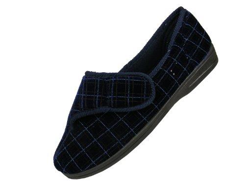Footwear Studio , Herren Hausschuhe Blau blau