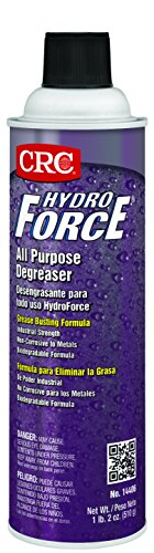CRC HydroForce All Purpose Degreaser (Crc Hydroforce Degreaser)