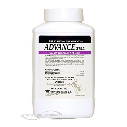 Bait Granules - Advance 375a Select Granular Ant Bait - 8 oz. ant Killer,ant Poison