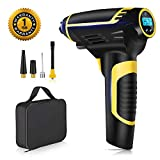 Best Auto Tire Inflators - Automatic Cordless Tire Inflator Portable Hand Held Cordless Review