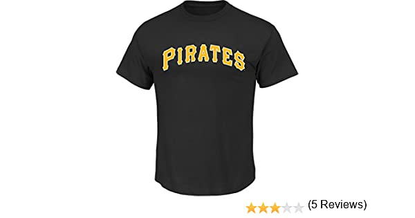 25f3d8c77 ... Amazon.com Pittsburgh Pirates T-shirt Sporting Goods Sports Outdoors Gregory  Polanco Pittsburgh Pirates White Youth Cool Base Home Replica Jersey ...